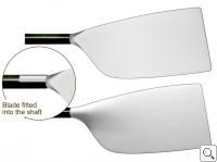 BRAČA-SPORT® Double Wing Blade